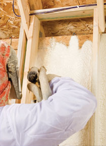 Los Angeles Spray Foam Insulation Services and Benefits